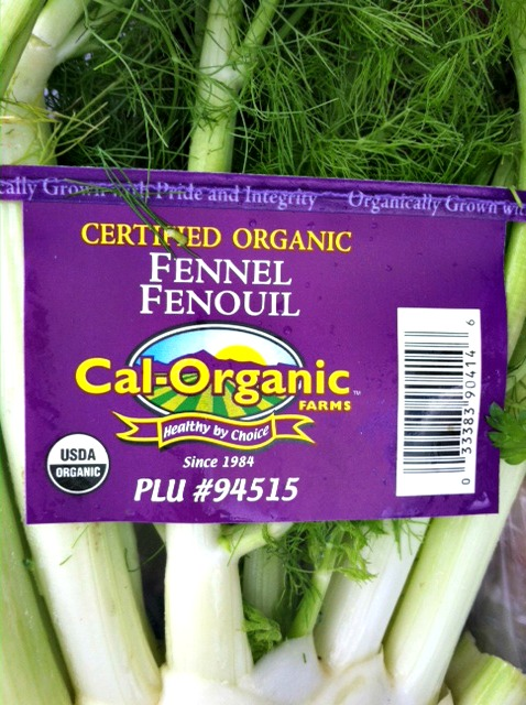 Fennel....A great digestive herb