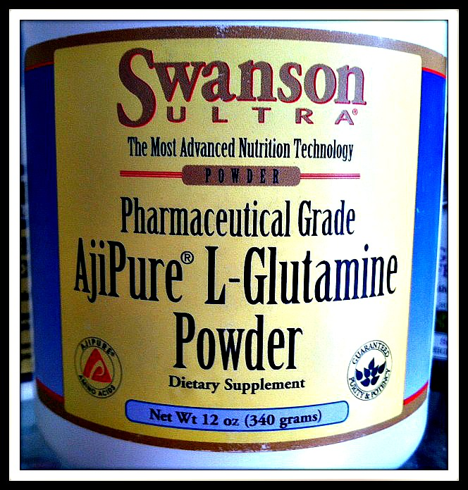 An easy to take supplement for healing a leaky gut is Glutamine amino acid powder