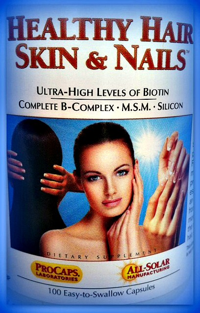 Provides extra Biotin helps to increase the metabolism