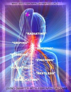 Fibromyalgia Pain is unique