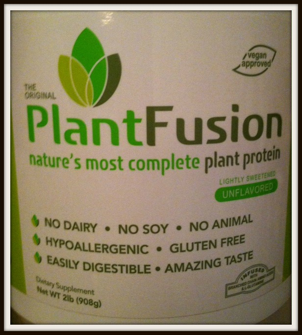 Plant Fusion is an easy to assimilate, non-allergen form of protein.