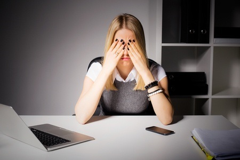 Fibromyalgie et douleur oculaire