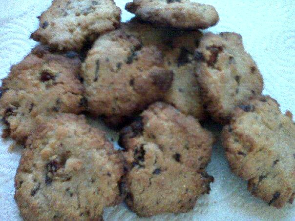 Grain free and Sugar free cookies