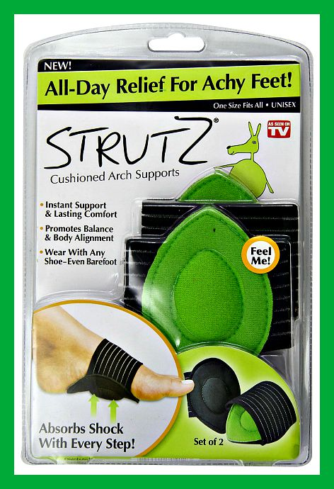 Arch Supports for Fibromyalgia Foot Pain.