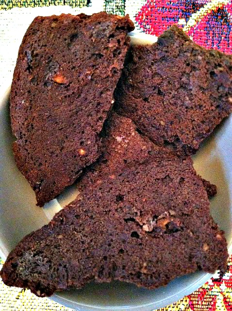 Brownie Brittle. Gluten and Grain Free and low glycemic