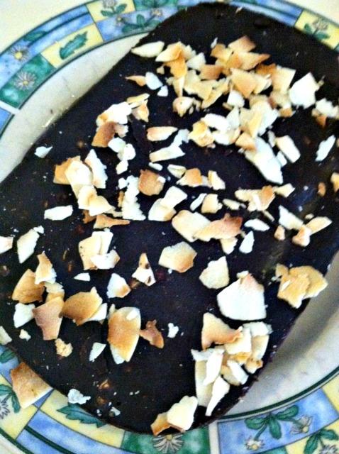 Coco Love Bars:One of my tasty grain free, sugar free, AND gluten-free recipe options.