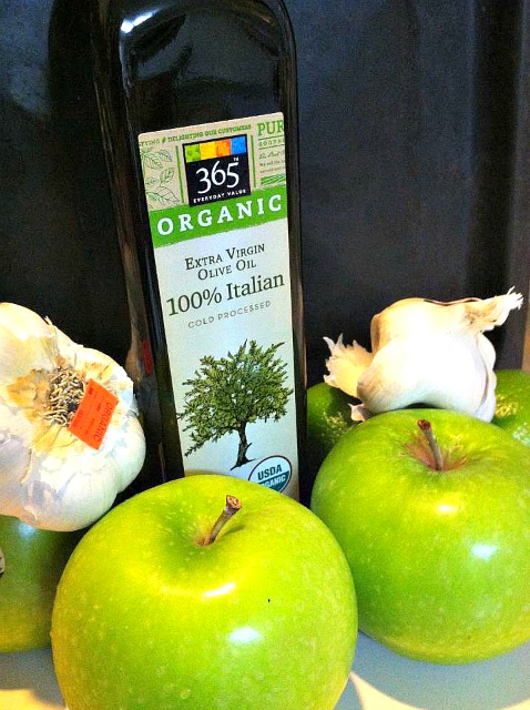 Green apples are high in malic acid, excellent for Fibro AND the liver.