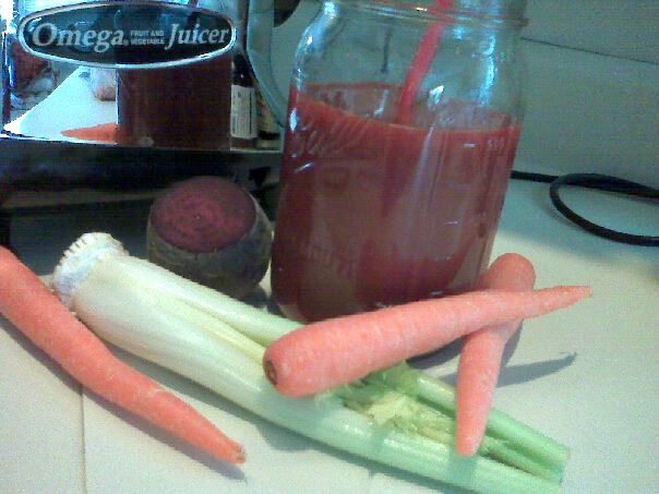 bile movers such as beets are great for the liver/gallbladder , when liver is congested causes pain in the body...