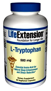 Treatment For Fibromyalgia-L-Tryptophan