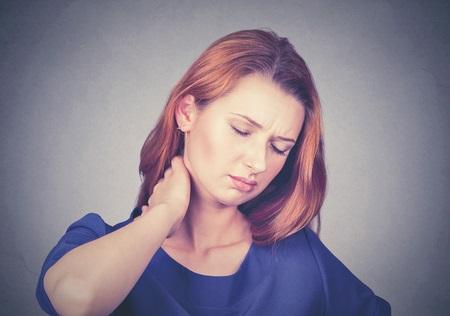 Neck Pain with Fibromyalgia