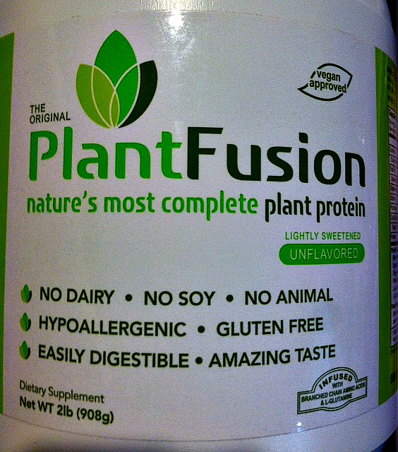 Before Original Plant Fusion There Was No Safe Protein Powder I Could Recommend To My Clients or Use Myself.