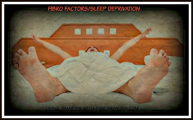 Fibro victims often feel best in the evening and need sleep help to achieve restorative sleep.